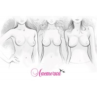 Форма груди — важный параметр при выборе бюстгальтера
