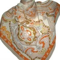 Шифоновый платок 70*70 см (П24)