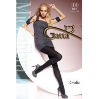 Колготки Gatta Rosalia 100 den, р.2 (S), чёрные