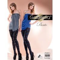 Gabriella Punto, черные в серый горошек, размер 2