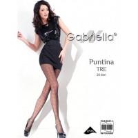 Фантазийные Gabriella Puntina TRE (20 den), р.2