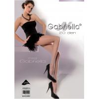 Gabriella Miss (20 den), белые, р. 2, 3, 4