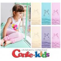 Леггинсы детские для девочек ТМ «CONTE-KIDS»