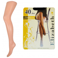 """Elizabeth"" (40 den) с шортиками, бежевые"