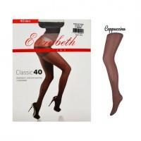 Elizabeth Prestige 40 den Classic, Капучино, р.3, 4, 5