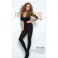 Колготки Innamore Cotton 150 den Nero, р.6. Код: K89